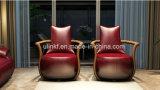 Живущий софа кожи комнаты для мебели дома проекта гостиницы (HX-SN062)