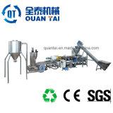 PE / PP Flakes Usé Ligne de production en plastique Machines de recyclage en plastique