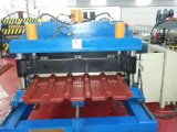 Metalldach-Fliese, die Maschine herstellt