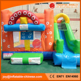 Jouets gonflables Bouncy Moonwalk Jumping Combo House (T3-114)