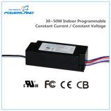 programmierbarer konstanter aktueller 30~50W/konstanter Innenfahrer der Spannungs-LED