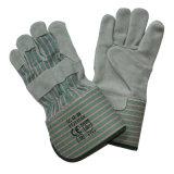 Безопасности вырезывания 12 дюймов перчатки анти- кожаный работая от изготовления Gaozhou