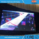 Pared a todo color de interior Cost-Saving de P6 LED para los acontecimientos