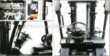 Counterbalance van de Motor van Mitsubishi 3t de Diesel Vorkheftruck van uitstekende kwaliteit