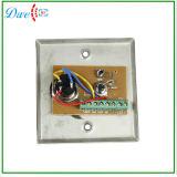 LED 표시기 누름단추식 전쟁 스위치 Dw-806L를 가진 열쇠 스위치