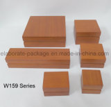 Изготовленный на заказ новая деревянная оптовая продажа коробки Jewellery упаковки