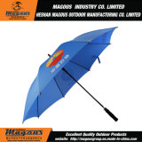fibra de vidro 30inch que anuncia o guarda-chuva do golfe