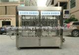 Machine de remplissage liquide de pompe à piston de pâte