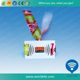 RFID Festival-Plättchenverschluß gesponnener Wristband