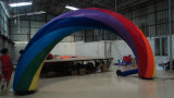 Gran publicidad al aire libre del partido inflable Oudoor Arco de entrada en Venta