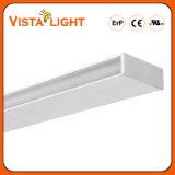 Aluminiumlineares hängendes Licht des strangpresßling-54W LED für Konferenzzimmer