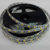 60LEDs/M를 5050 SMD LED 유연한 지구 빛 방수 처리하십시오