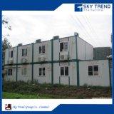 Container House Design Container de transporte modificado Home Labor Accommodation