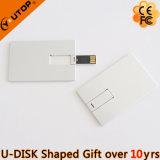 주문 로고 선물 금속 사업 신용 카드 USB 섬광 드라이브 (YT-3101-03)