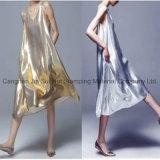 Clinquant d'estampage chaud olographe d'or/ruban pour la belle robe