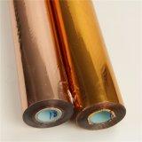 0.64X120m Rot-Haustier-Folien-Papier-heiße stempelnde Folien-heiße Stempel-Zoll-Papiergröße