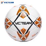 Balón de fútbol desinflado de Mano-Costura de Paquistán