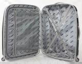 Mala de viagem dos giradores da mosca 4 de Hardside do ABS ajustada/caso de Hardside