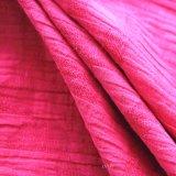 Tela confortável macia do jacquard da tela nova do jacquard da fibra do algodão da forma