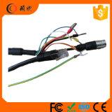 камера IP PTZ лазера HD дневного зрения 1.3MP 20X китайская CMOS 2500m