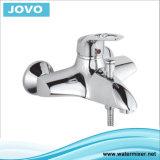 シャワー室の純粋な真鍮の浴室のコックの浴室の蛇口(JV 72802)