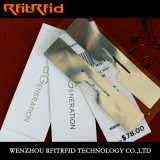 Etiqueta adhesiva de la frecuencia ultraelevada Passvie RFID para la gerencia al por menor de la ropa