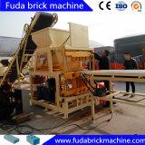 焼跡の機械を作る自由なHydroformの地球の煉瓦ブロック