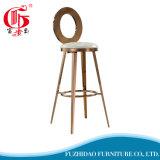 Нержавеющая сталь ног горячего надувательства высокая с задним стулом для используемого дома