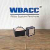 Elemento filtrante automatico del combustibile diesel carta da filtro dai 30 micron per il separatore di acqua del filtrante di combustibile 600fg