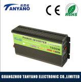 inversor modificado sistema eléctrico solar de la onda de seno de 12V 1500W