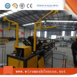 Full Automatic Double Wire Chain Link Fence Machine