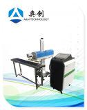 Máquina de la marca del laser del vuelo del CO2 de A&N 10W
