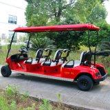 Elektrische 6 Passagier-Golf-Karre