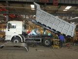 Shacman 6X4 10wheelsのダンプカートラックのCamion Shacman