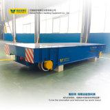 Carretilla eléctrica de la transferencia del carril de China del uso de la industria de metal