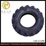 TM600c 6.00-12 고품질 트랙터 타이어 또는 농업 타이어
