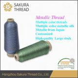 Резьба высокого разрывного усилия металлическая для кожаный мешка ткани