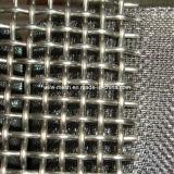 Engranzamento de fio frisado do aço inoxidável