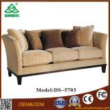Sofá clássico moderno do sofá por atacado da sala de visitas da mobília do sofá