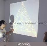 Lumières féeriques de chaîne de caractères de la baisse de rosée DIY DEL avec décorer les clips adhésifs