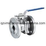 DIN Pn40 Válvula de bola con bridas Q41f-40p