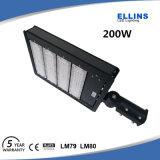 Luz impermeable del estacionamiento de la venta caliente 150W 250W Shoebox LED