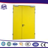 De hoogste Kwaliteit paste Één en de Halve deur-Blad Deur van het Staal aan
