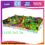 Innenspielplatz-Typ und aufblasbarer Spielplatz-materieller weicher Innenspielplatz