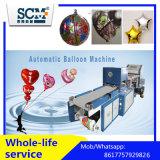 Volles automatisches Hochgeschwindigkeitsnylon/metallischer Ballon, der Maschine herstellt