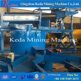 움직일 수 있는 금 광업 회전식 원통의 체 기계 나선 분급기