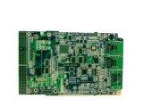 2-20 tarjeta enterrada persianas del PWB de Vias de las capas con industria electrónica de la comunicación