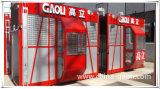 Grua Sc320/320 da construção de Gaoli para materiais & passageiros