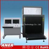 Máquina del examen del bagaje del explorador de la radiografía K100100 para el hotel, seguridad del metro