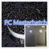 De zwarte Masterbatch Plastic Injectie van PC Masterbatch